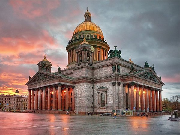 Saint Petersburg - St. Isaac' Cathedral