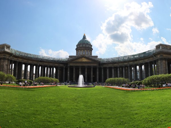 Saint Petersburg - The Kazan Cathedral