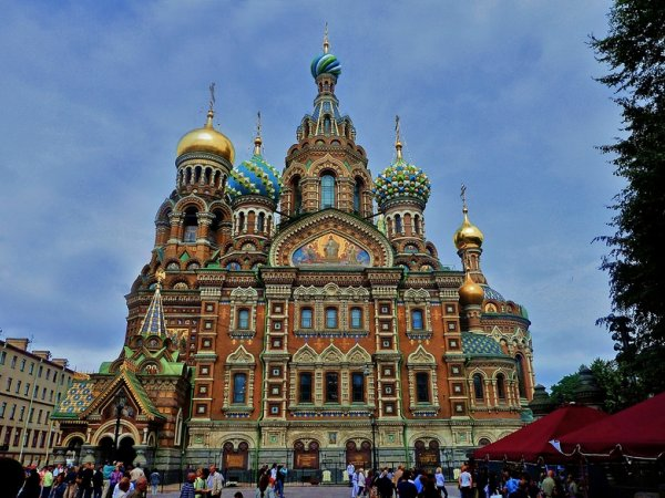 Saint Petersburg - The Church of the Savior on Spilled Blood