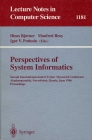 LNCS 1181. Perspectives of System Informatics 1996
