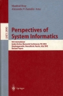 LNCS 2890. Perspectives of System Informatics 2003