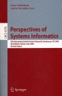 LNCS 4378. Perspectives of System Informatics 2006