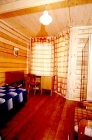 Cabin room interior